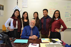 Executive Officers with Mr. Reed